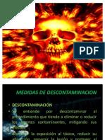 Medidas Generales de Descontaminacion