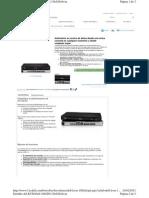DELL KVM 1082DS Caracteristicas