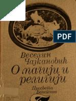 Veselin Cajkanovic O Magiji i Religiji