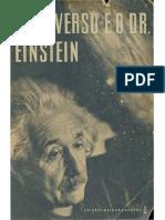 Livro O Universo e o Dr. Einstein