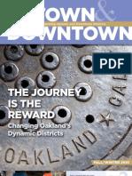 Uptown & Downtown CBD's Newsletter - Fall/Winter 2010