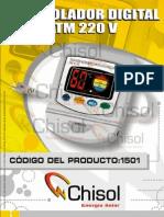 Control Ad Or Digital Atm Solar Water