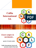 Calfin International Giovanni Calabro