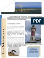 Afiche isla magdalena