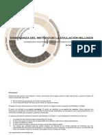 ENSEÑANZA DEL METODO DE LA OVULACION BILLINGS