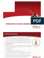 Etico Litigation Fund