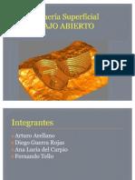 Minería Superficial