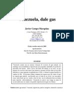 Claves y Beneficios Del Gas