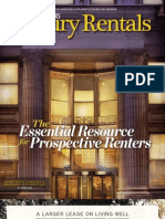 The Observer's Luxury Rentals 2011