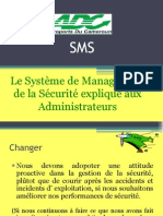 Sms Administrateurs