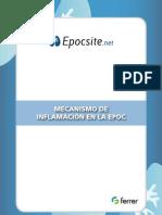 Mecanismo de inflamacion - EPOC