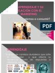 EL APRENDIZAJE Y SU RELACIÓN CON EL MARKETING
