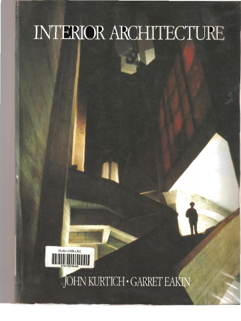Interior Architecture Chapter 1-9 | Art Media | Design