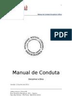 Manual de Conduta e ètica da Kadoshi