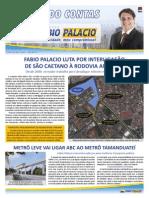 Jornal - Prestando Contas - Fabio Palacio