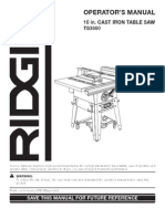 ridgid ts3650