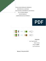Informe Regulador Transistor