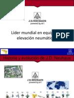 JDN Presentation Spanish