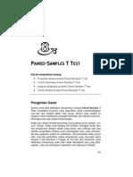 25 Model Analisis Statistik Dengan SPSS 17