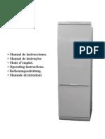 manual frigorífico edesa 2ce-340