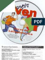 Nuevo Ven 1 - Voces de La Ti No America
