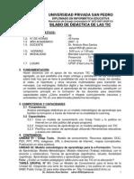 silabodidacticaTIC