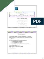 Modelos de procesos OxO  2000 - español