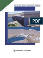 Informe Ambiental 2003 El Chocon