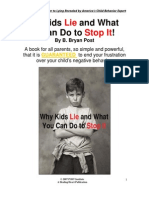 Why Kids Lie E-Book - Revised July 2009[1]