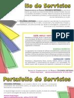 Port a Folio Venta de Servicios COLOMBIA INFORMA Marzo2011