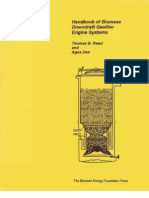 Handbook of Biomass Downdraft Gasifier Engine Systems