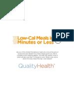 General eBook Quality Health 15 Recipes 15 Min