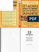 13 Secrets Japanese