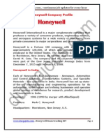 Honeywell_PlacementPapers