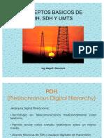 Conceptos Basicos de Pdh, Sdh y Umts