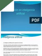 Innovación en inteligencia artificial