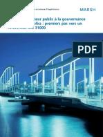 Secteur Public Referentiel ISO 31000