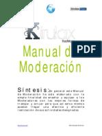 Manual de Moderación