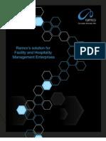 Facilities Brochure