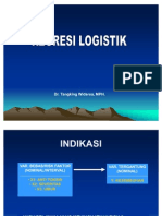logistik regresi