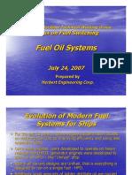 Fuel Tanker Capacity