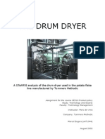 The Drum Dryer - Product Policy