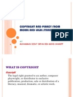 Copyright and Piracy From Moral and Legal Standpoint