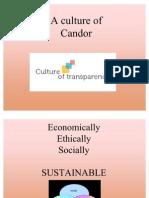 A Culture of Candor