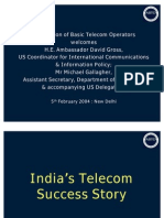 Indias Telecom Success Story