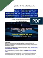 Chapter 8 of 10 - NCI & PhRMA vs. Dr. Burzynski