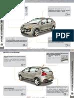 Manual Peugeot 3008