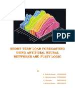 Short Term Load Forecasting Ann