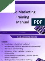 Field Marketing Training Manual by Victor Nyambok