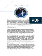 Esta la nueva comisión de la Fuerza Aérea Argentina capacitada para darnos un análisis objetivo de las denuncias OVNI que recibirán, Reporte de viaje